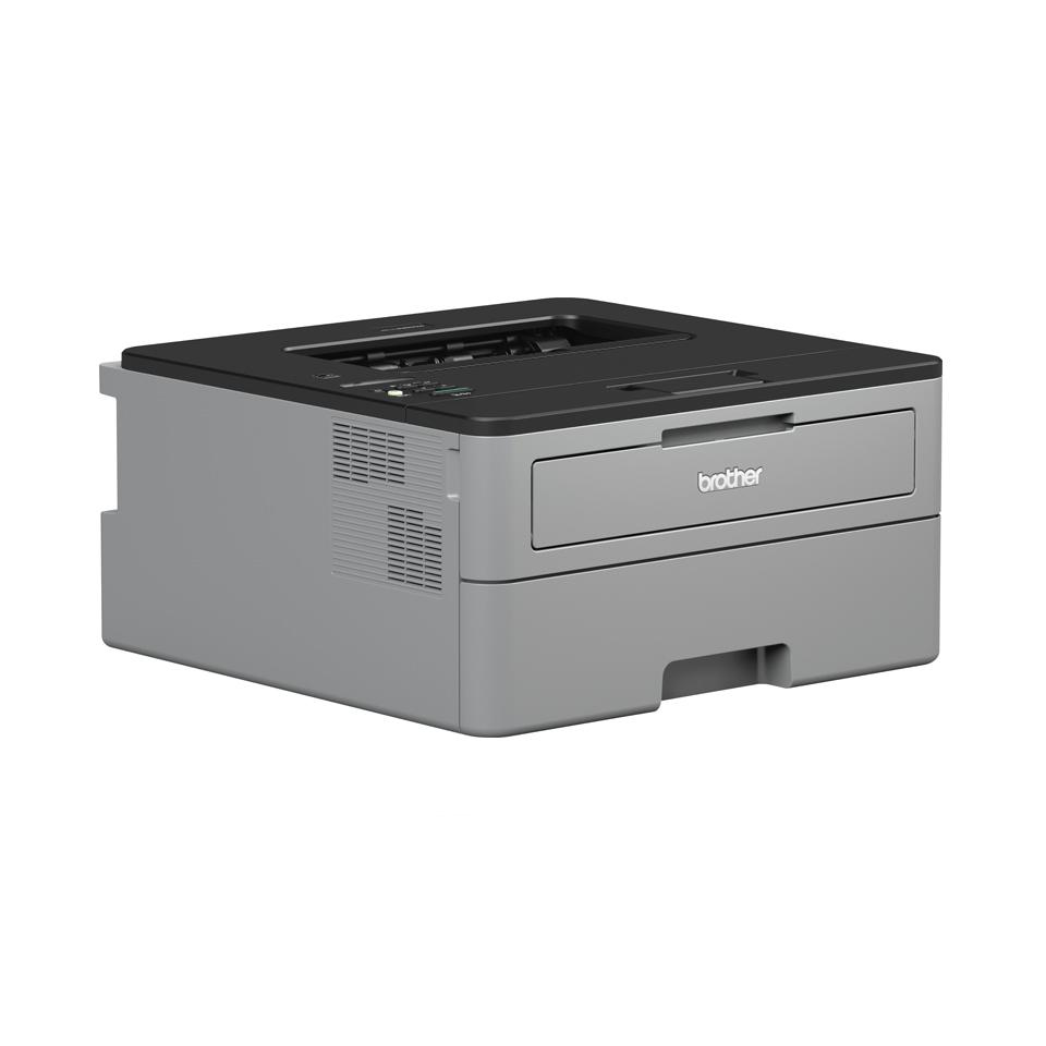 HL-L2352DW kompaktní mono bezdrátová laserová tiskárna 3