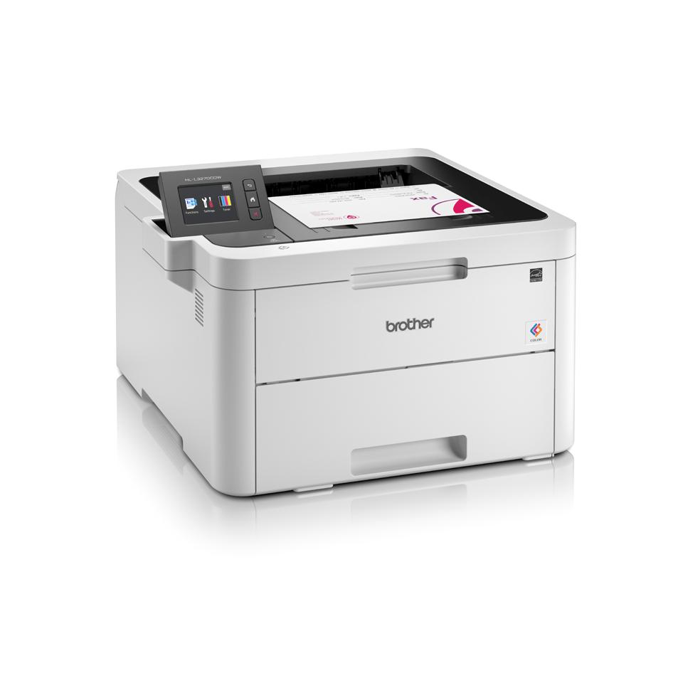 HL-L3270CDW barevná bezdrátová LED tiskárna 2