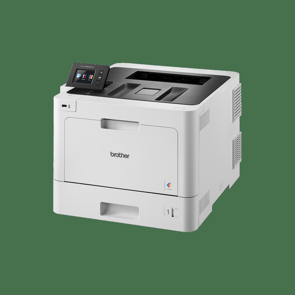 Brother HL-L8360CDW Barevný laser + duplex a bezdrátové rozhraní 2