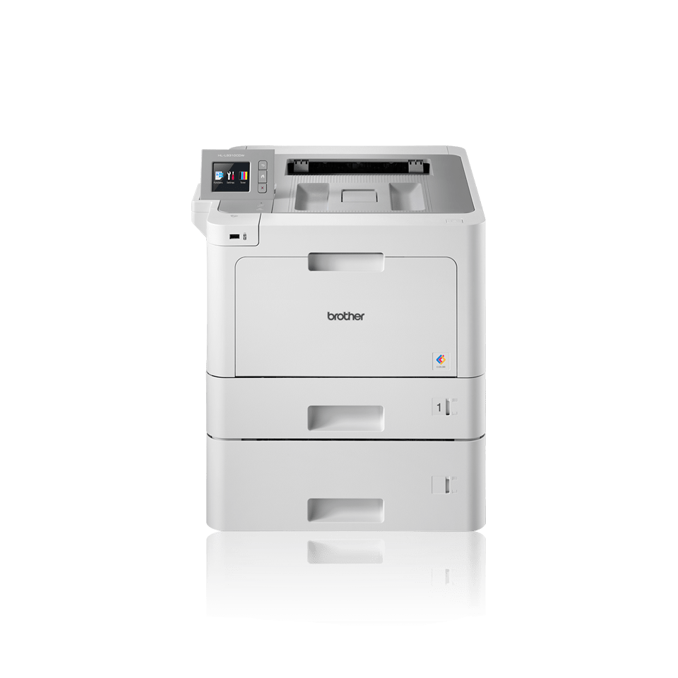 Brother HL-L9310CDWT Barevný laser + duplex, bezdrátové rozhraní a zásobník