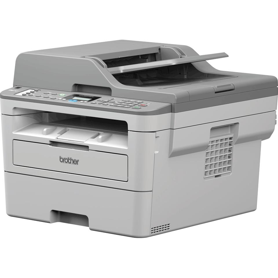 MFC-B7715DW kompaktní drátová & bezdrátová 4-v-1 tonerbenefit mono laserová tiskárna 2
