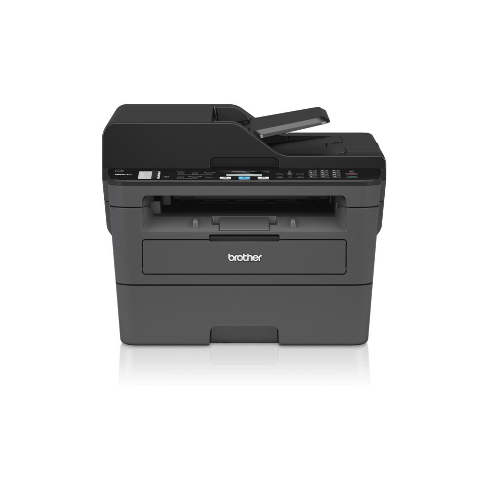 MFC-L2712DN kompaktní bezdrátová 4-v-1 mono laserová tiskárna