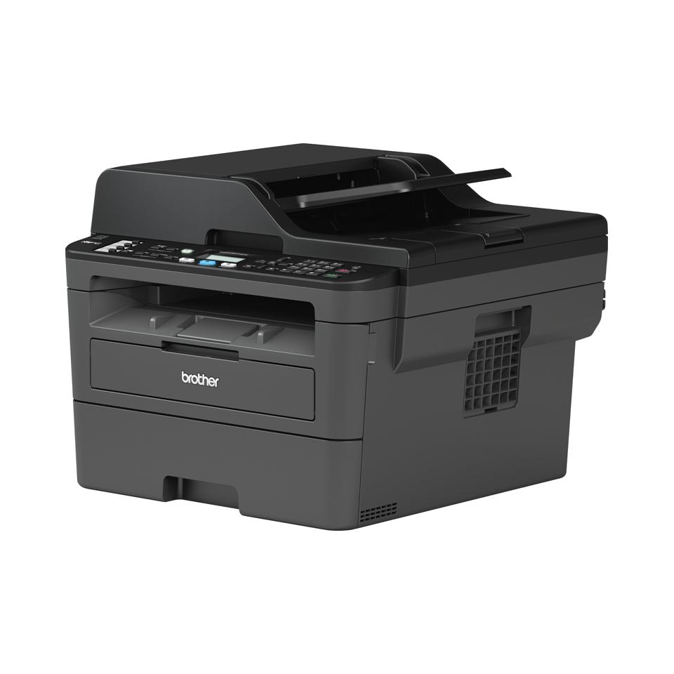 MFC-L2712DW kompaktní bezdrátová 4-v-1 mono laserová tiskárna 2