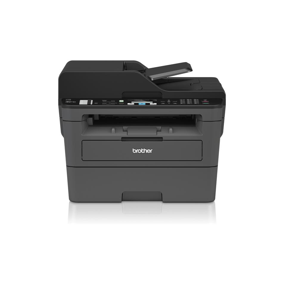 MFC-L2712DW kompaktní bezdrátová 4-v-1 mono laserová tiskárna
