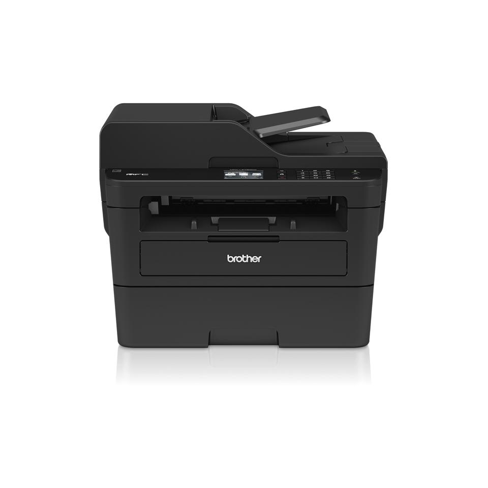 MFC-L2732DW  kompaktní bezdrátová 4-v-1 mono laserová tiskárna
