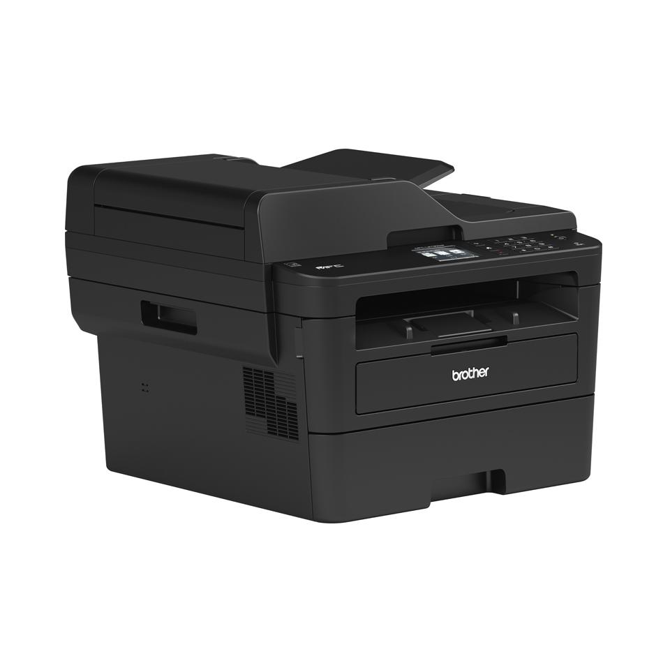 MFC-L2732DW  kompaktní bezdrátová 4-v-1 mono laserová tiskárna 3