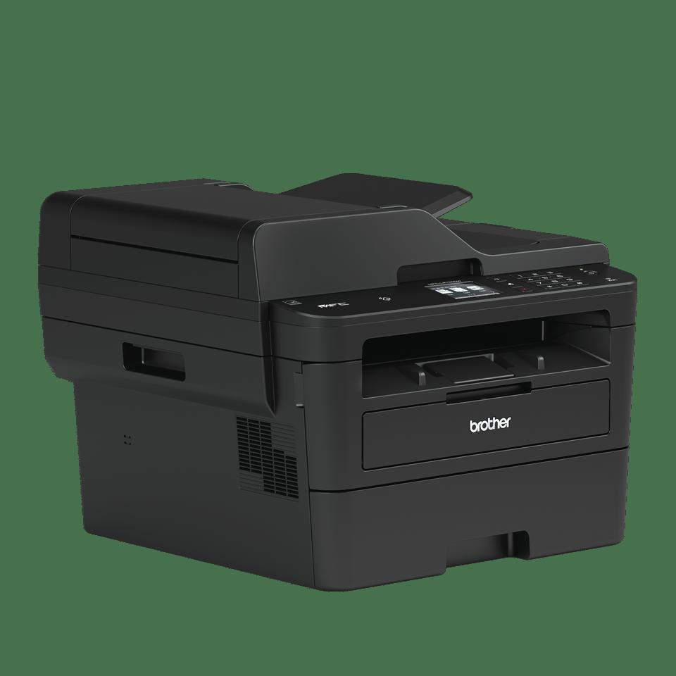 MFC-L2752DW Kompaktní bezdrátová multifunkční mono laserová tiskárna 3