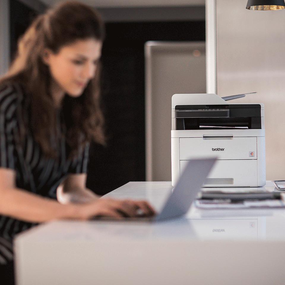 Barevná síťová LED tiskárna 4 v 1 - MFC-L3730CDN 4