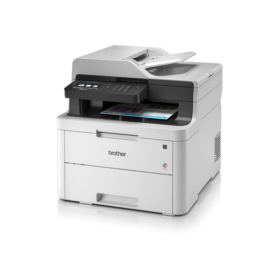Barevná síťová LED tiskárna 4 v 1 - MFC-L3730CDN 2