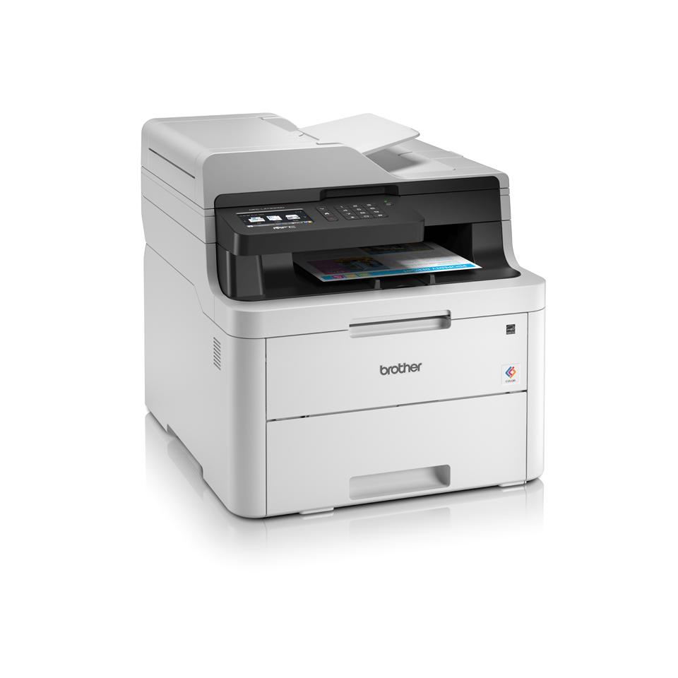 Barevná síťová LED tiskárna 4 v 1 - MFC-L3730CDN 3