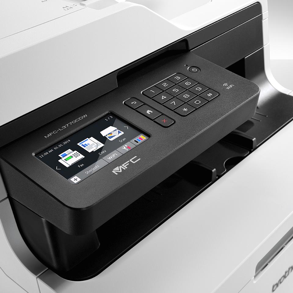 MFC-L3770CDW Barevná bezdrátová LED tiskárna 4 v 1 4