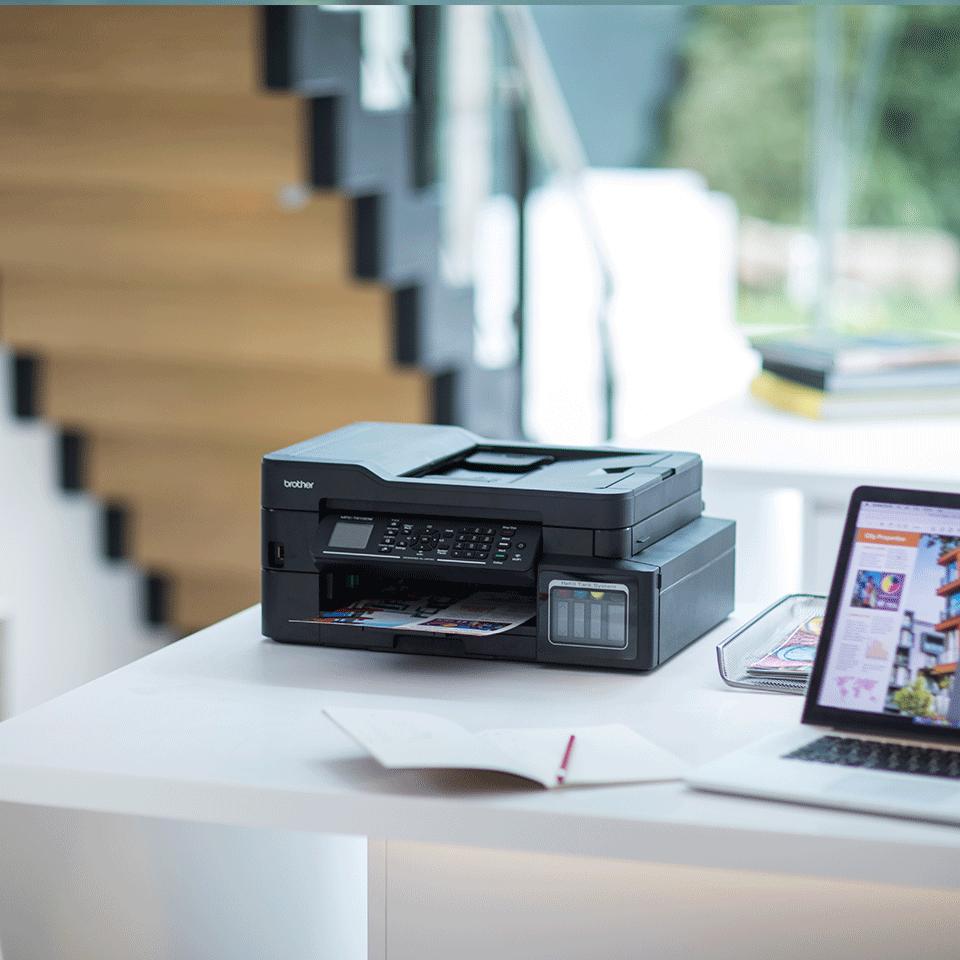 MFC-T910DW InkBenefit Plus barevná multifunkční bezdrátová inkoustová tiskárna Brother 4