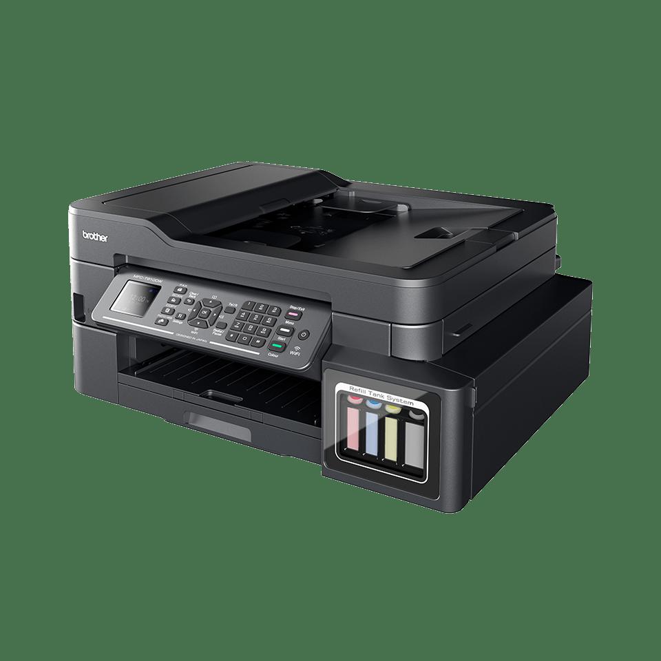 MFC-T910DW InkBenefit Plus barevná multifunkční bezdrátová inkoustová tiskárna Brother