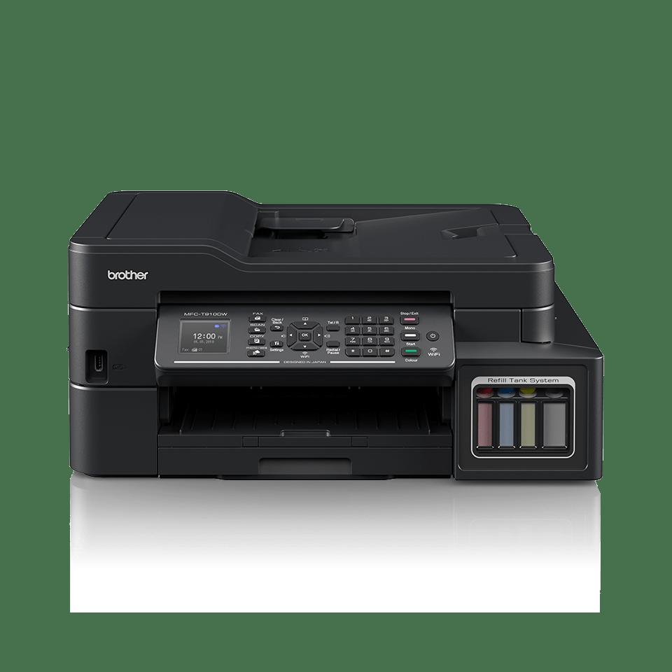 MFC-T910DW InkBenefit Plus barevná multifunkční bezdrátová inkoustová tiskárna Brother 8