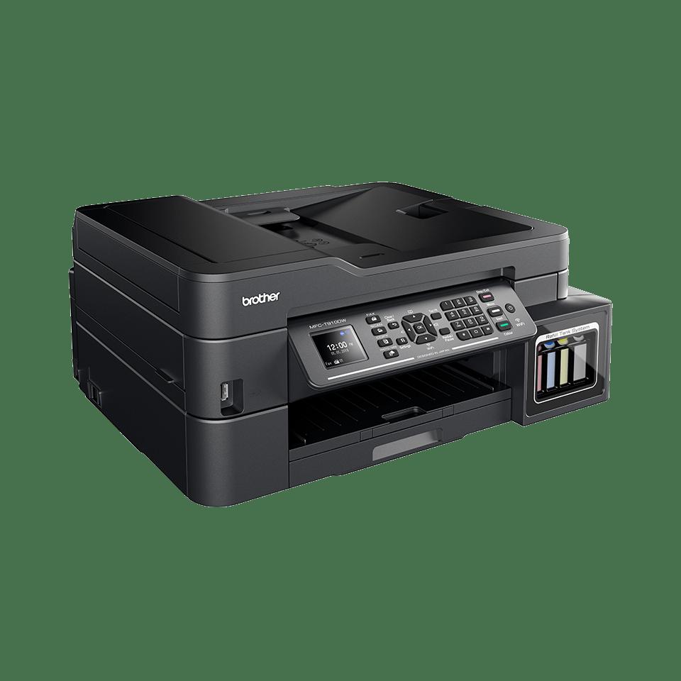 MFC-T910DW InkBenefit Plus barevná multifunkční bezdrátová inkoustová tiskárna Brother 2