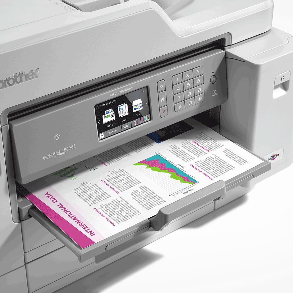 MFC-J5945DW Barevná bezdrátová tiskárna A3 4 v 1 5