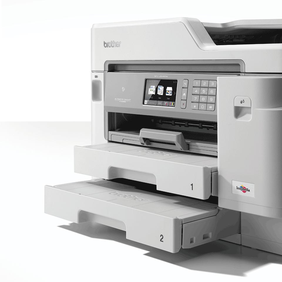 MFC-J5945DW Barevná bezdrátová tiskárna A3 4 v 1 6