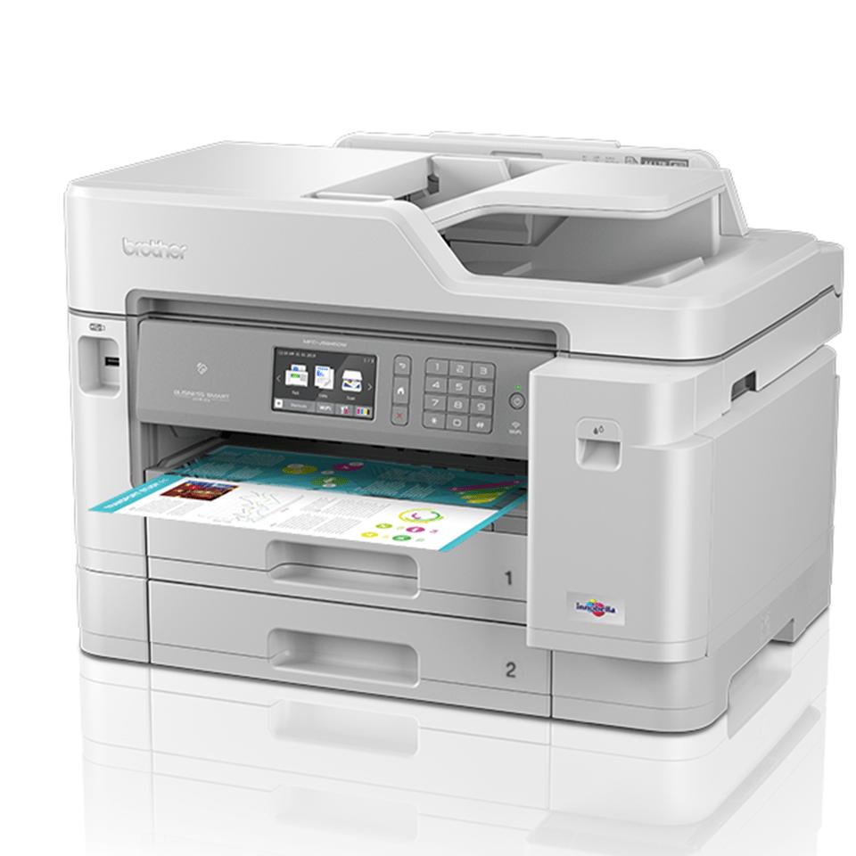 MFC-J5945DW Barevná bezdrátová tiskárna A3 4 v 1 2