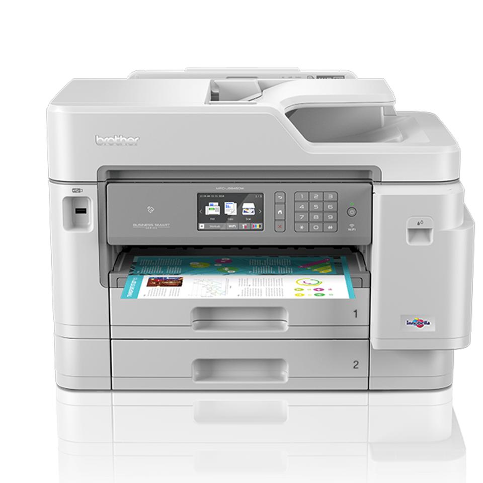 MFC-J5945DW Barevná bezdrátová tiskárna A3 4 v 1