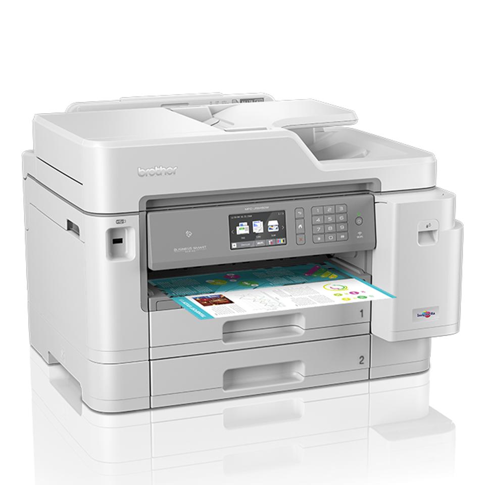 MFC-J5945DW Barevná bezdrátová tiskárna A3 4 v 1 3
