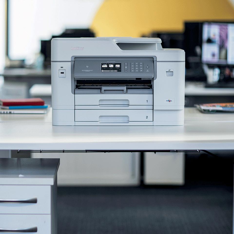 MFC-J6945DW Barevná bezdrátová inkoustová tiskárna A3 4 v 1 4