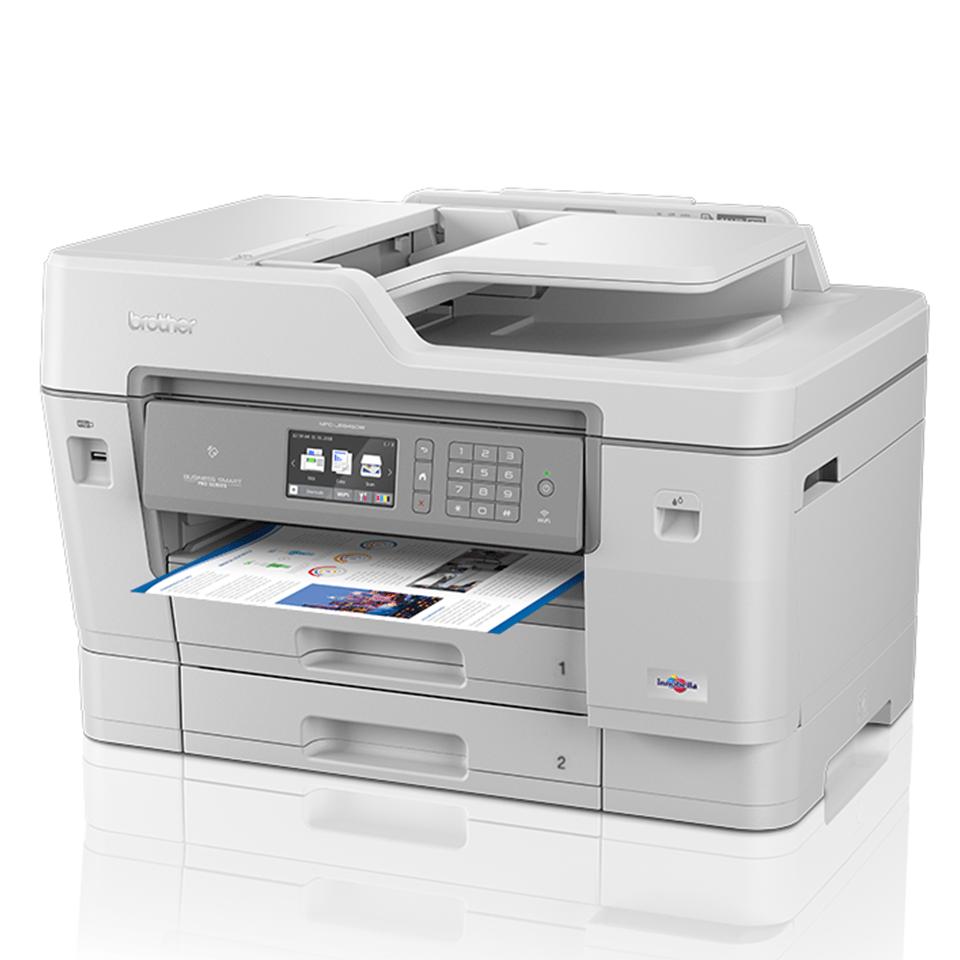 MFC-J6945DW Barevná bezdrátová inkoustová tiskárna A3 4 v 1 2