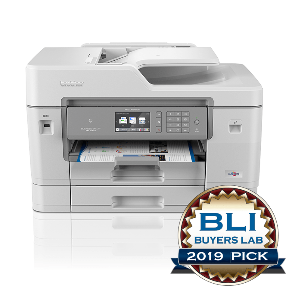 MFC-J6945DW Barevná bezdrátová inkoustová tiskárna A3 4 v 1