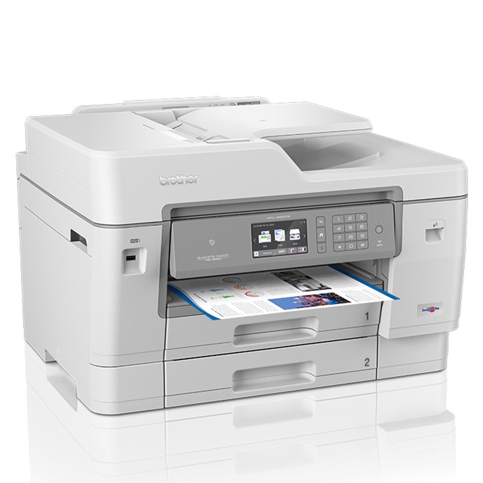 MFC-J6945DW Barevná bezdrátová inkoustová tiskárna A3 4 v 1 3