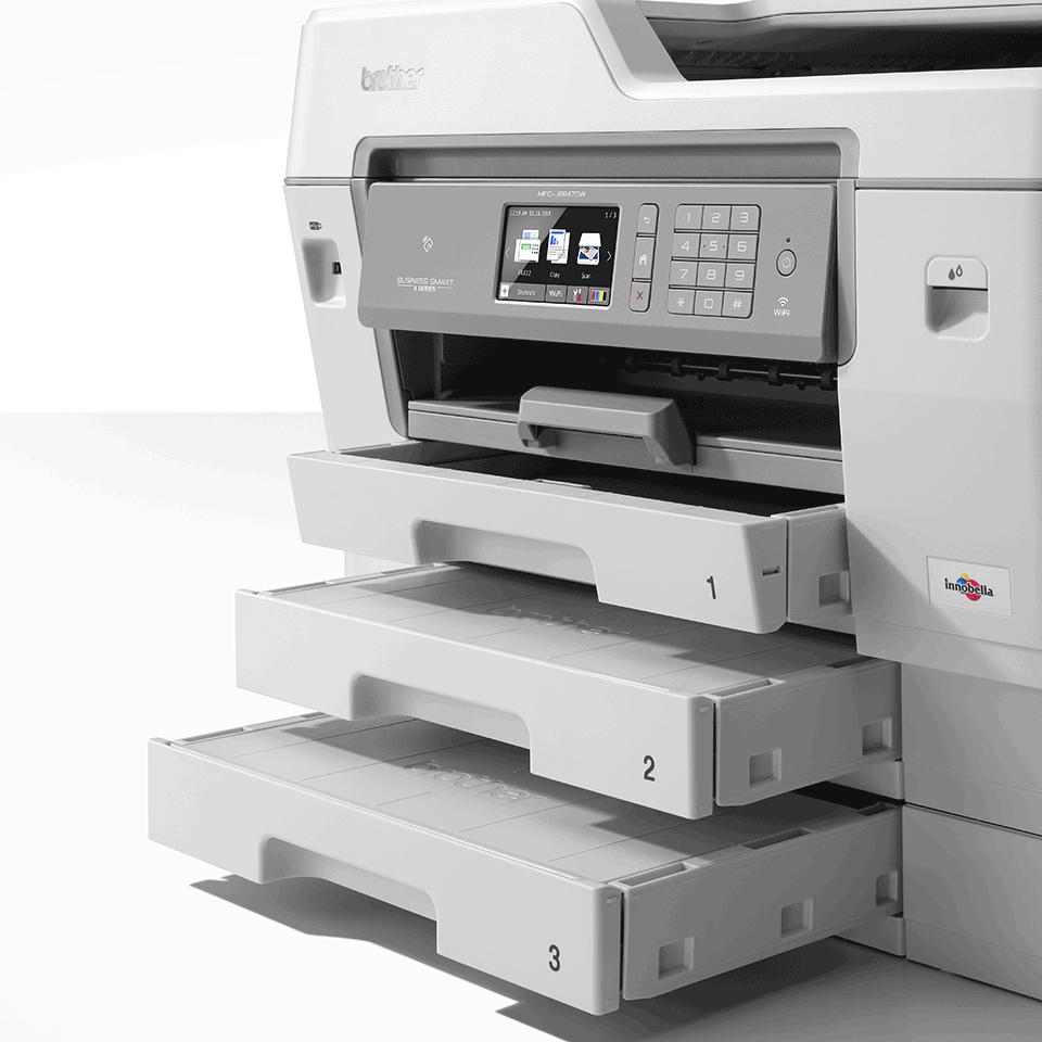 MFC-J6947DW Barevná bezdrátová inkoustová tiskárna A3 4 v 1 6