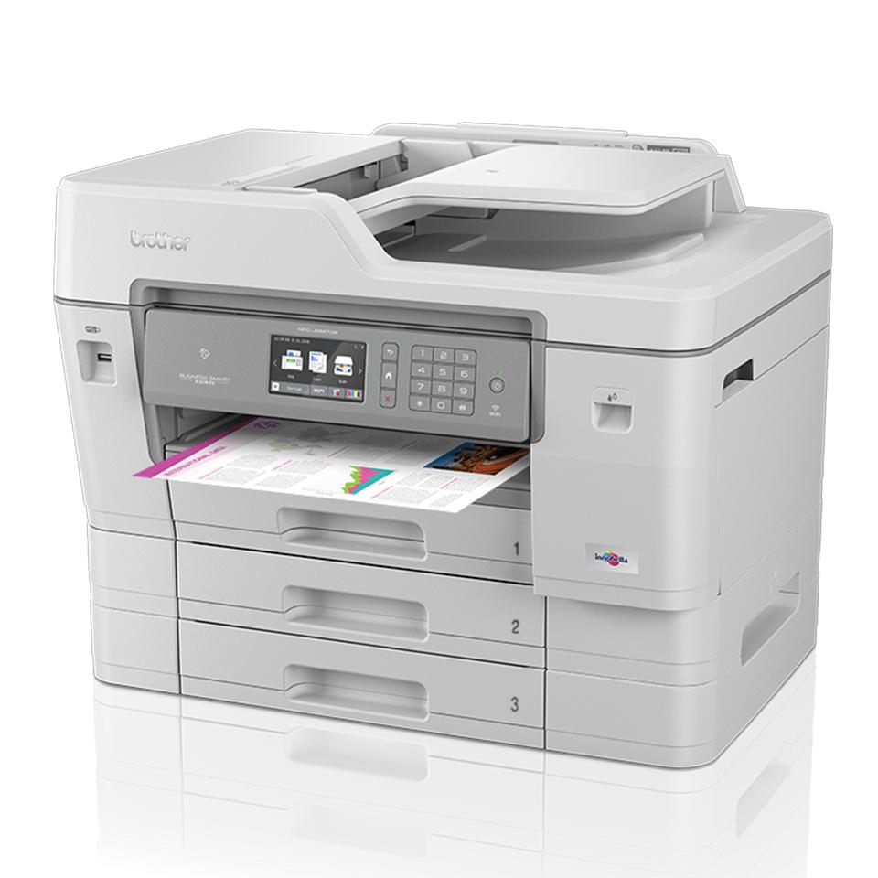 MFC-J6947DW Barevná bezdrátová inkoustová tiskárna A3 4 v 1 2