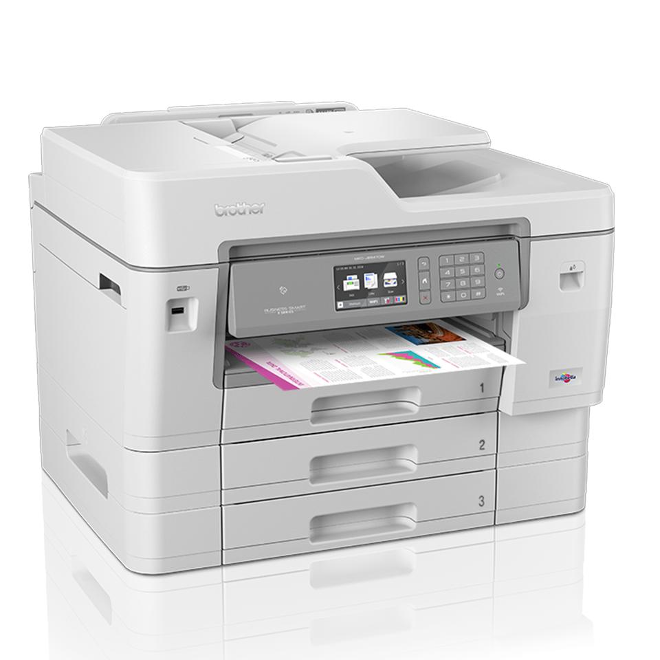MFC-J6947DW Barevná bezdrátová inkoustová tiskárna A3 4 v 1 3