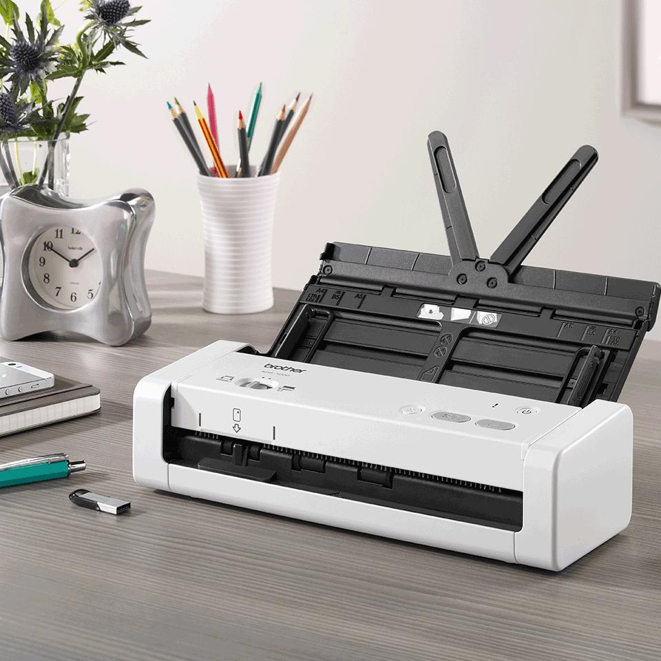 ADS-1200 přenosný kompaktní skener dokumentů 8