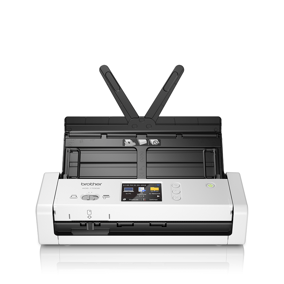 ADS-1700W kompaktní skener dokumentů pro náročné uživatele 5