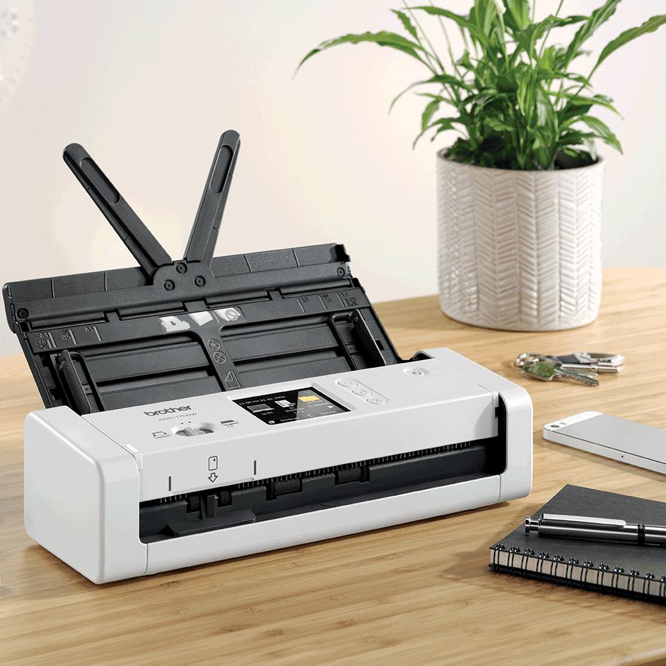 ADS-1700W kompaktní skener dokumentů pro náročné uživatele 6