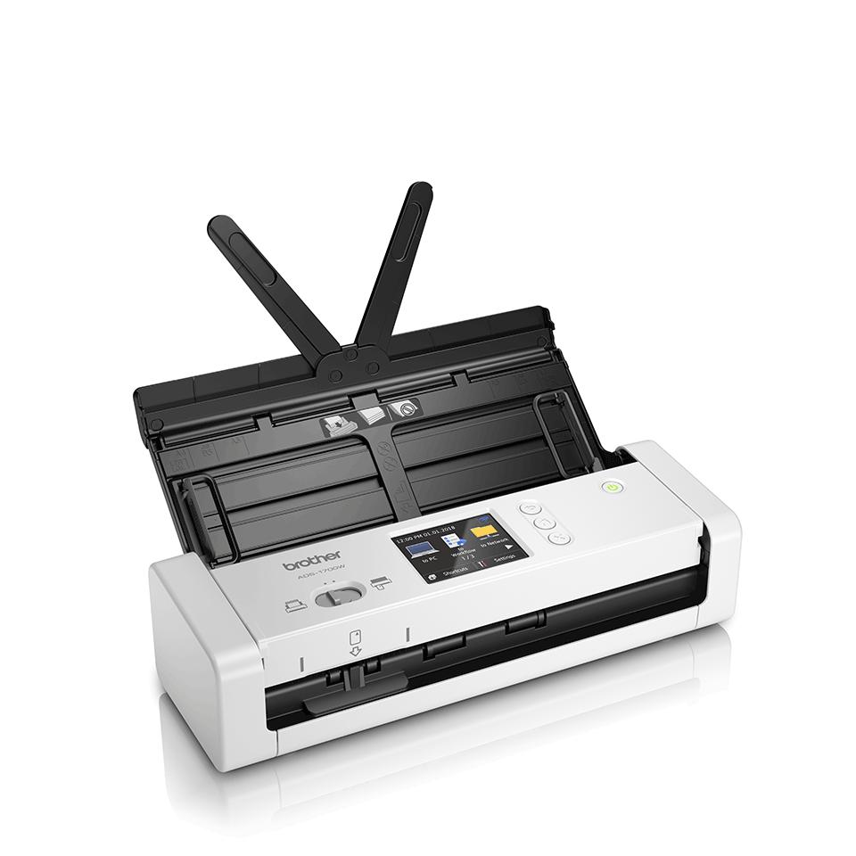 ADS-1700W kompaktní skener dokumentů pro náročné uživatele 3