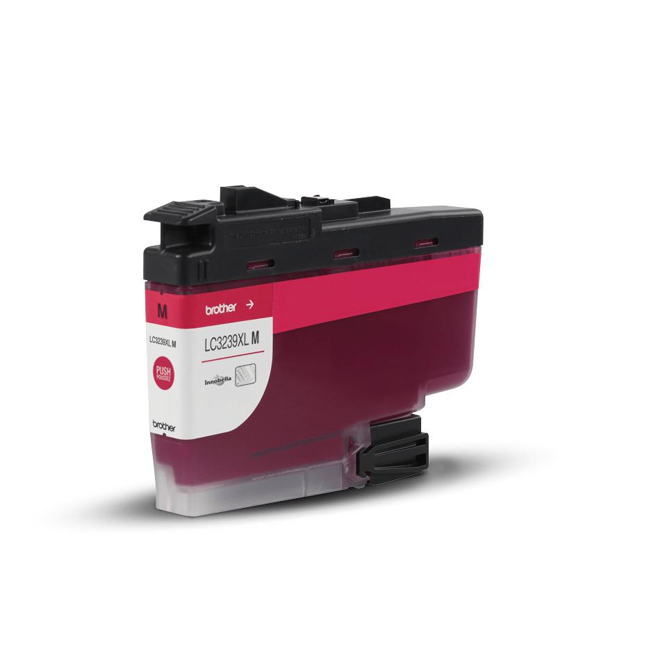 Originální Brother LC3239XLM Vysokokapacitní inkoustová kazeta - purpurová