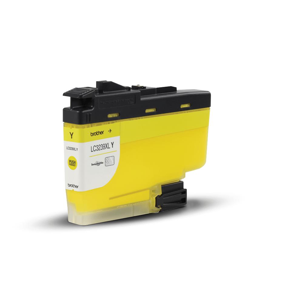 Originální Brother LC3239XLY Inkoustová kazeta s vysokou výtěžností - žlutá