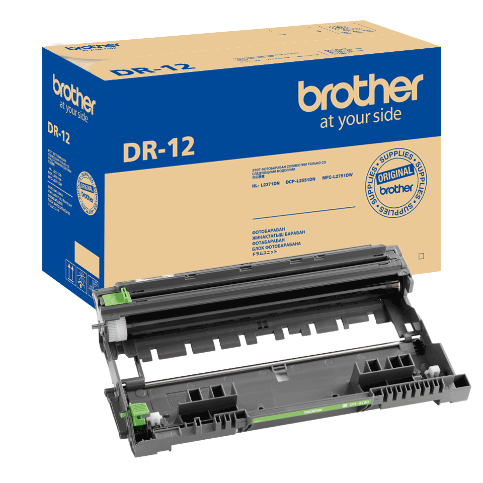Genuine Brother DR-12 Replacement Drum Unit