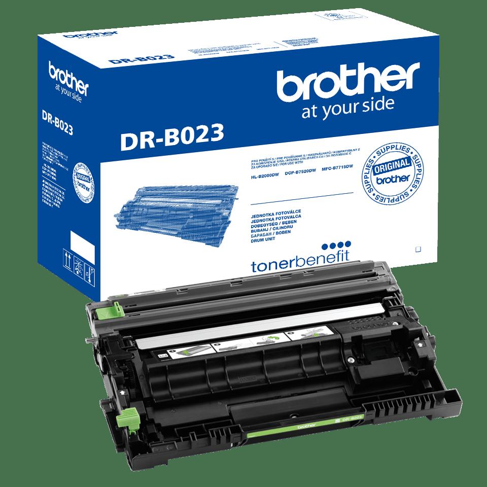 Originální výměnná jednotka fotoválce Brother DR-B023