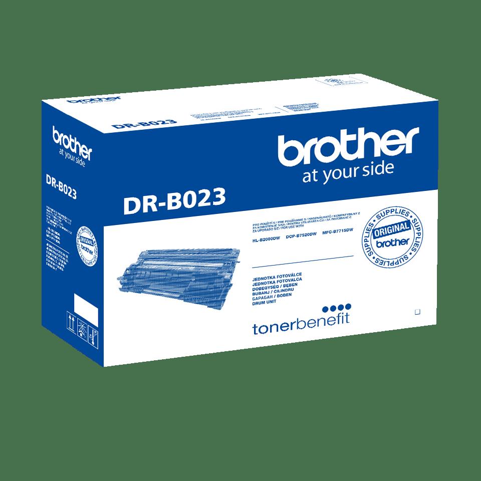 Originální výměnná jednotka fotoválce Brother DR-B023 2