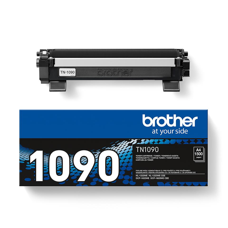 TN-1090 Originální tonerová kazeta Brother - černá 2