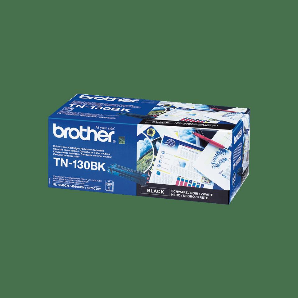 Originální tonerová kazeta Brother TN130BK – černá