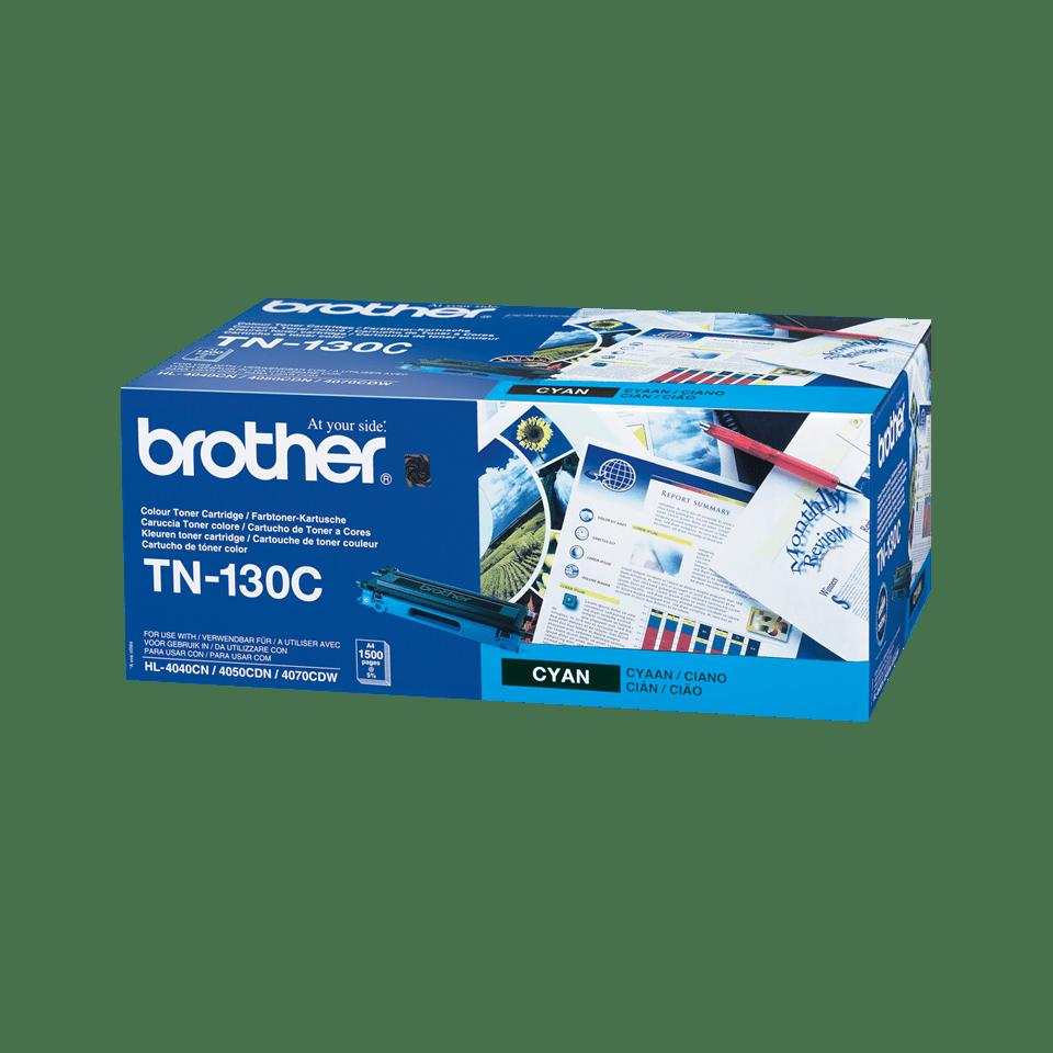 Originální tonerová kazeta Brother TN130C – azurová