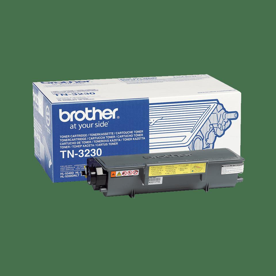 Originální tonerová kazeta Brother TN-1030 - černá.