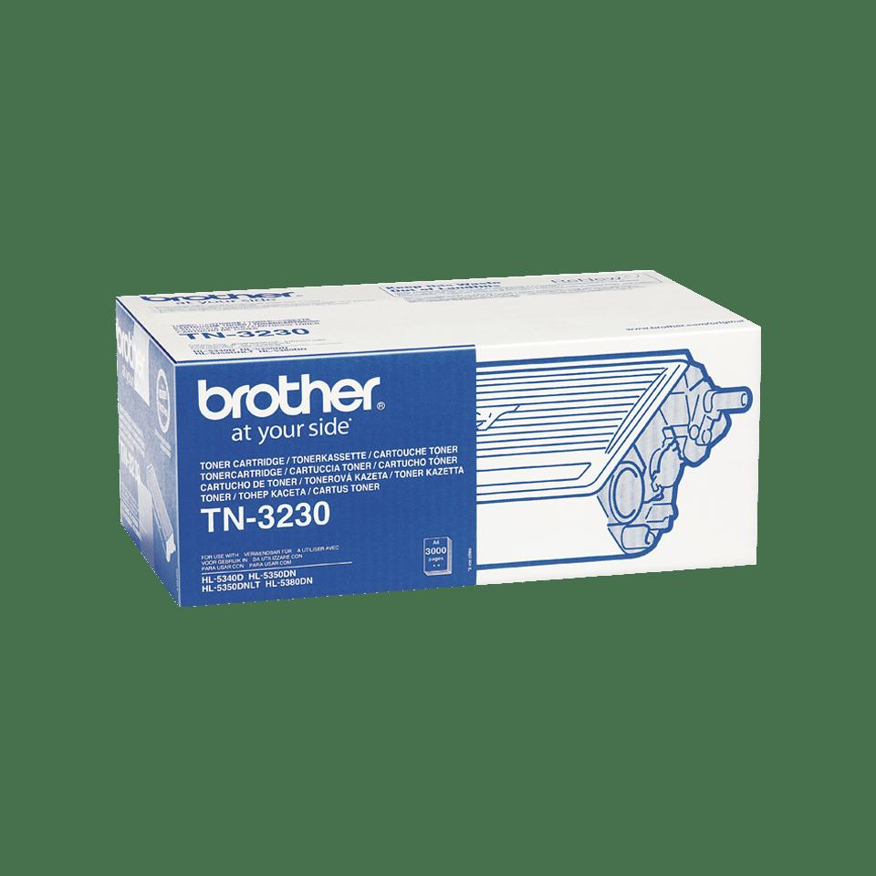 Originální tonerová kazeta Brother TN-3230 - černá. 2