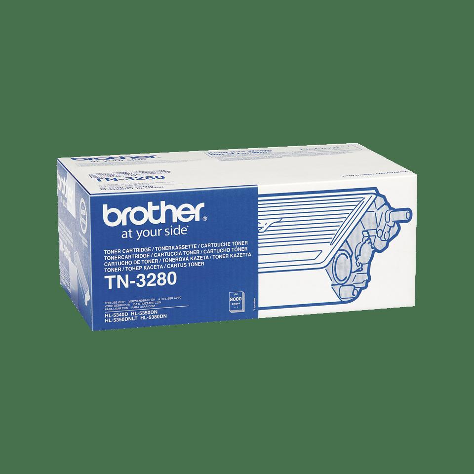 Originální tonerová kazeta Brother TN-3280 černá  2