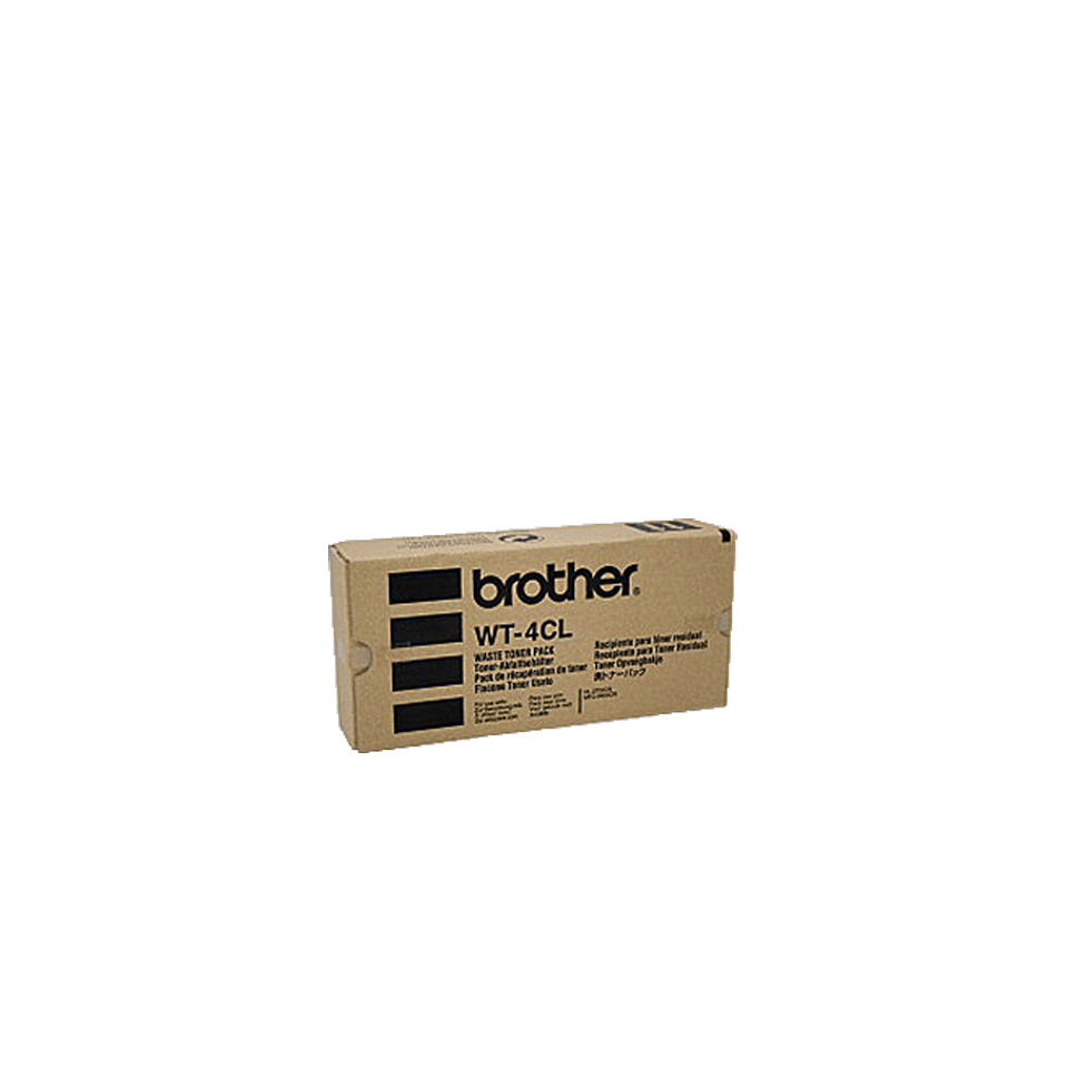 Genuine Brother WT-4CL Waste Toner Unit