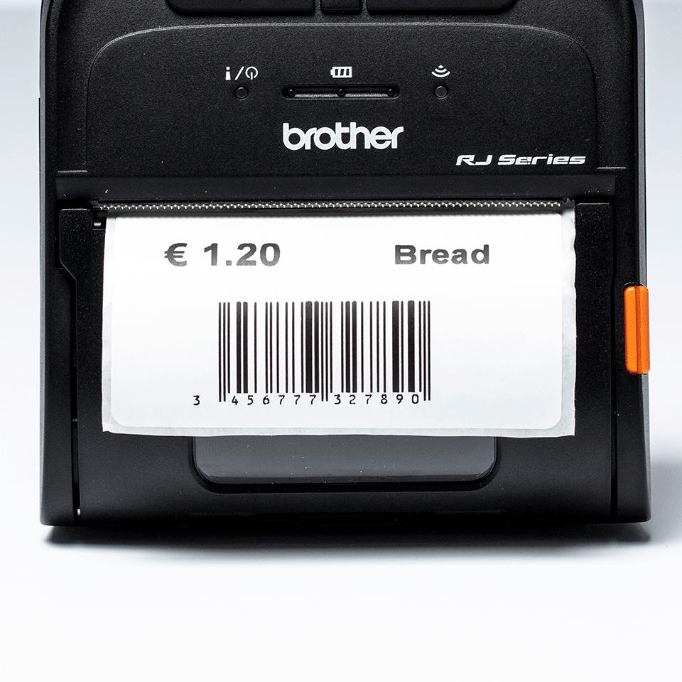 BDE-1J044076-040 role štítků pro přímý termální tisk 4
