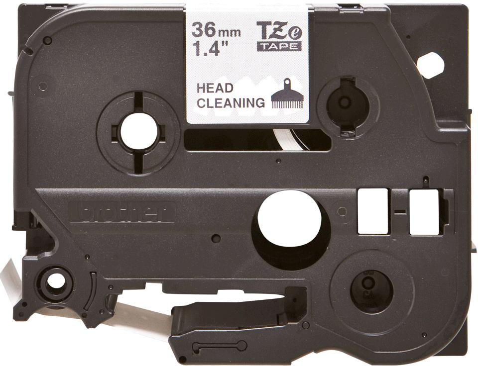 Kazeta s čistící pásku tiskové hlavy Brother TZe-CL6 - šířka 36 mm