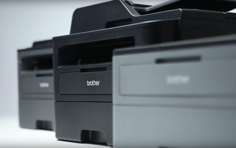 MFC-L2712DW kompaktní bezdrátová 4-v-1 mono laserová tiskárna 4